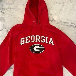 University Of Georgia Sweatshirt / Men's Medium
